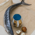Cup with Fish, Fruit (2013 ) </br>Photography  (Photo: EG Schempf)