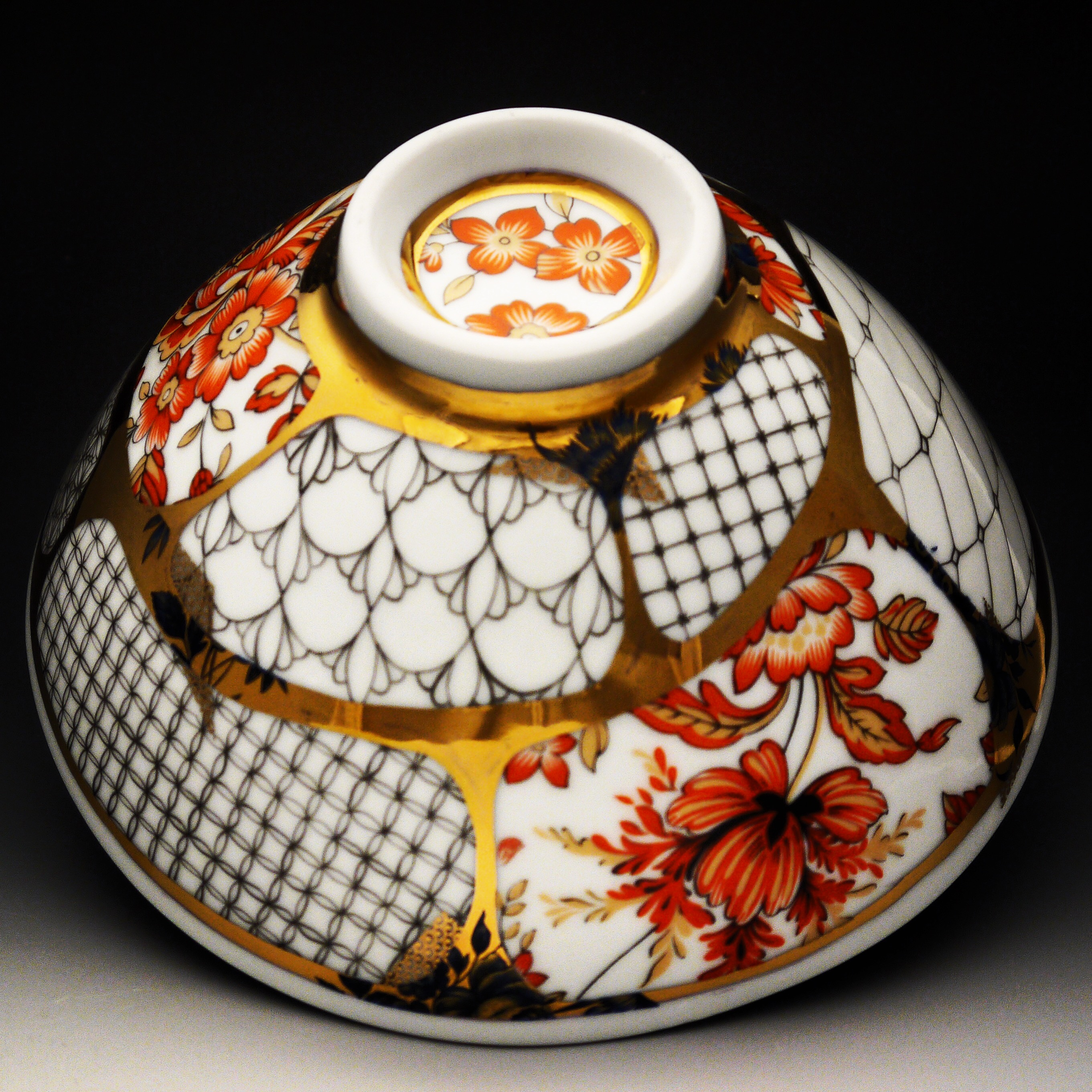 """Title: """"Japanese Noodle Bowl II"""" 