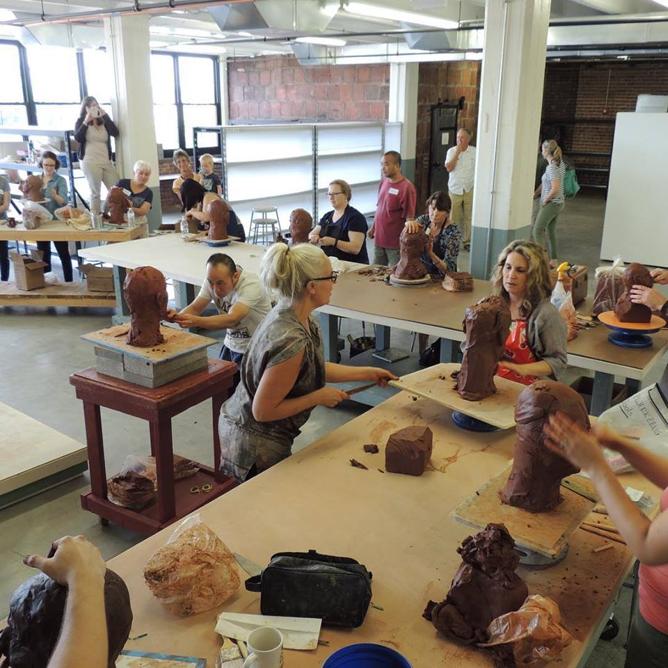 Kansas City ceramic artists