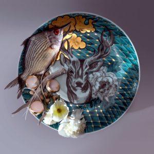 Culture Mashup - Contemporary China-Painting